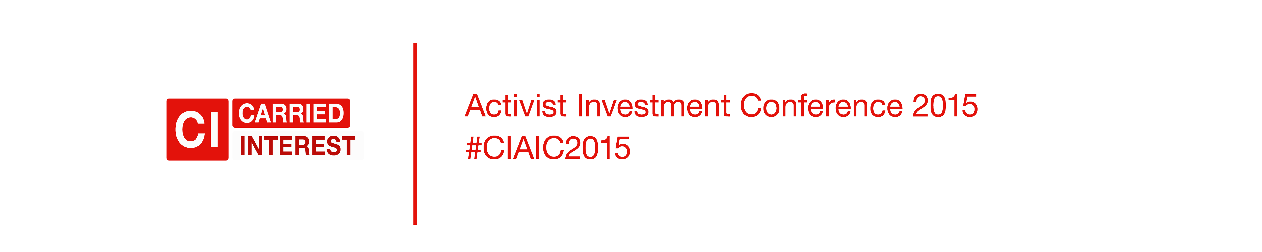 CI Activist Investment Conference 2015