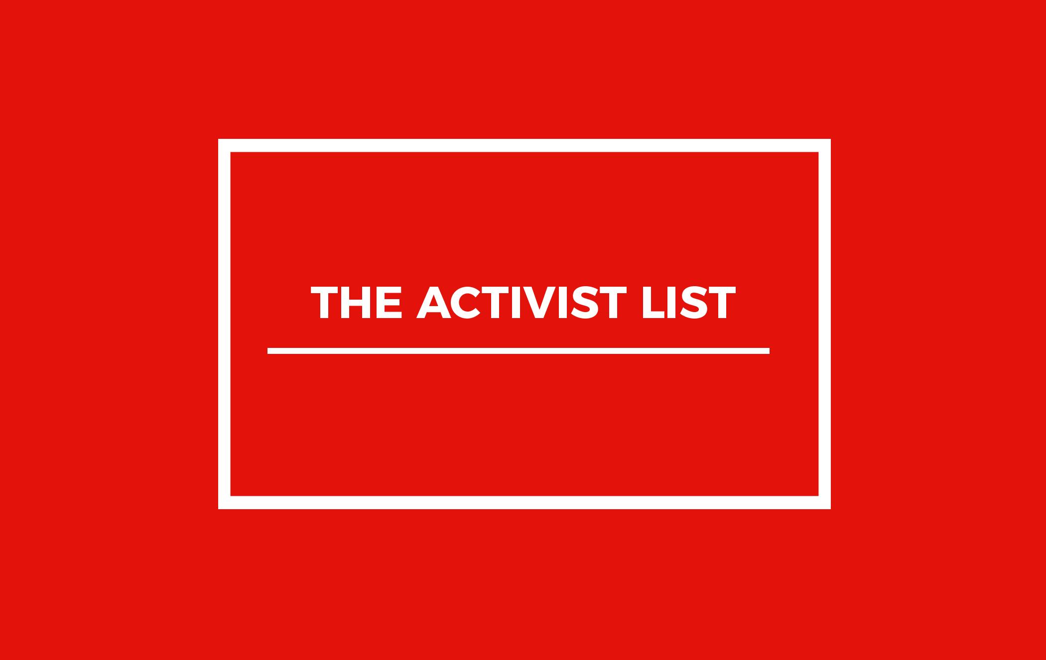 Top Activist Investors List